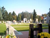 Cimitero Sassi