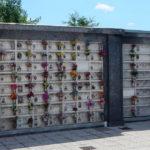 Cellette perimetrali cimitero Abbadia