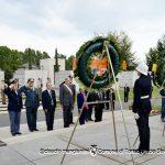 Sabato 8 settembre, al cimitero Monumentale commemorazione del settantacinquesimo  anniversario dell'Armistizio