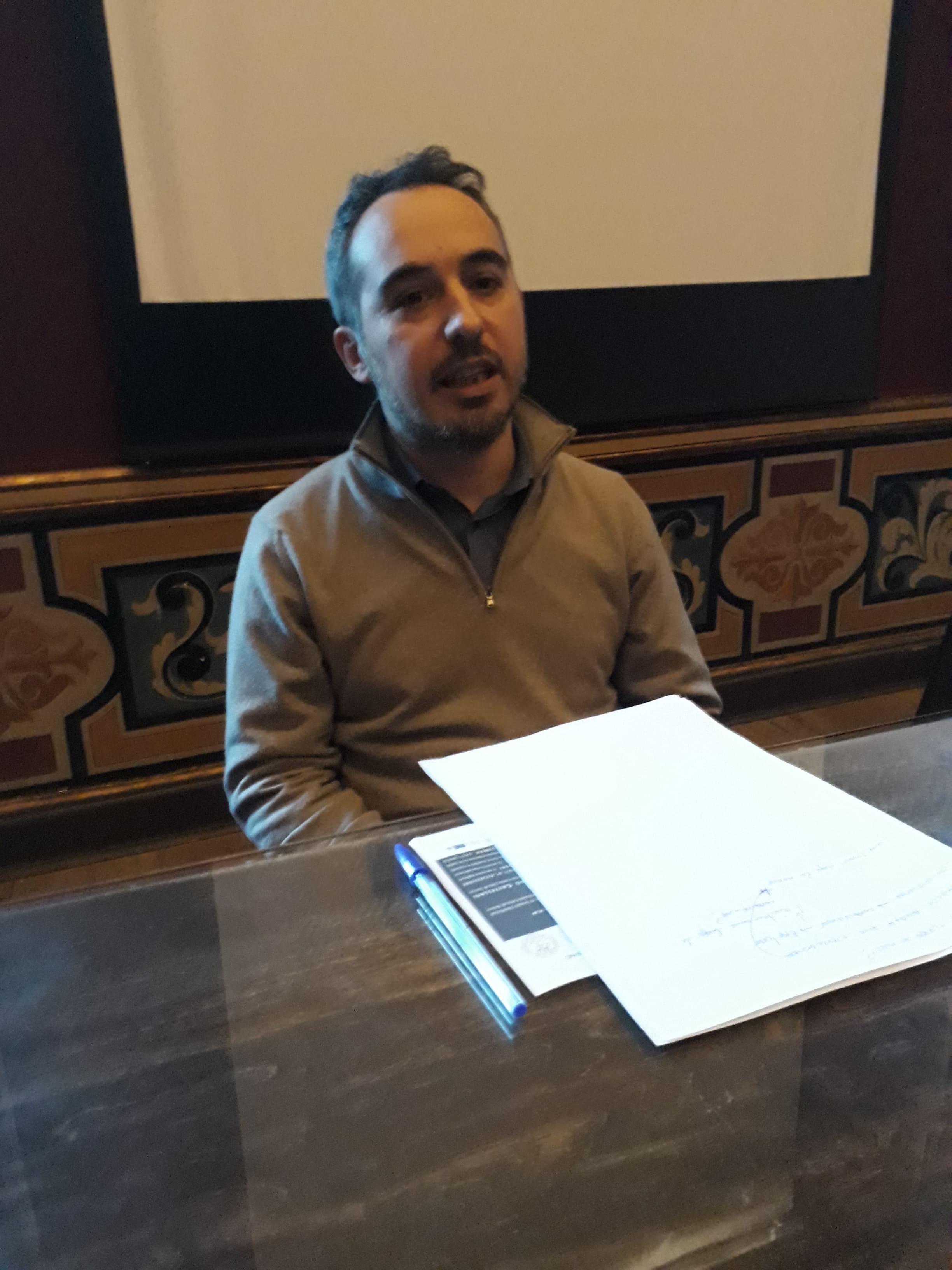 Antropologo Alessandro Gusman