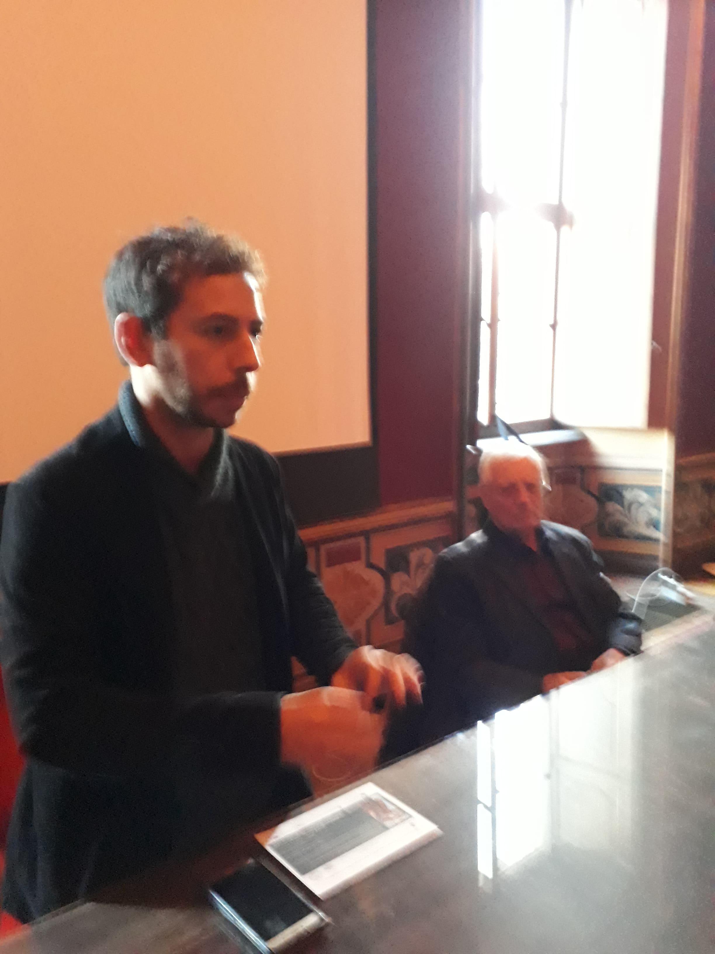 Assessore Marco Alessandro Giusta