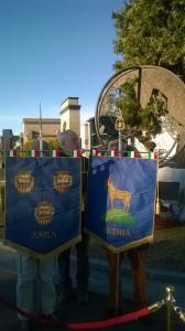 Associazioni e monumento esuli 2016