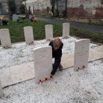 Frammenti web. Mercoledì 9 giugno alle ore 17.30 si parla dei soldati inglesi morti a Torino per la Spagnola sepolti al Monumentale nel 1918