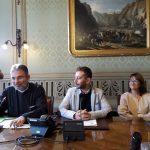 Conferenza stampa presentazione progetto tempio ortodosso al cimitero Parco