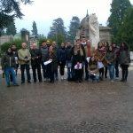 Foto di gruppo Volontari al Monumentale