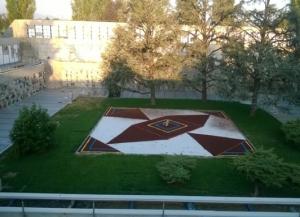 Giardino zen al Parco
