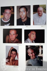 Gli operai morti nel rogo del 6 dicembre 2007