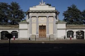 Ingresso Cimitero Monumentale