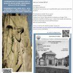 """Frammenti web. Venerdì 7 maggio alle ore 18 nuovo incontro culturale sui cimiteri :""""Architetture funerarie del Monumentale di Torino. I maestri dall'eclettismo al contemporaneo: storia, tecnologie, tecniche di conservazione."""""""