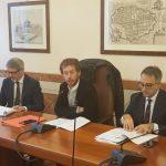M.Giusta, A.Colaianni e R.Tricarico