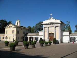 Monumentale ingresso