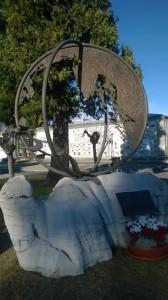 Monumento Esuli Istriani Dalmata e Fiumani 2016