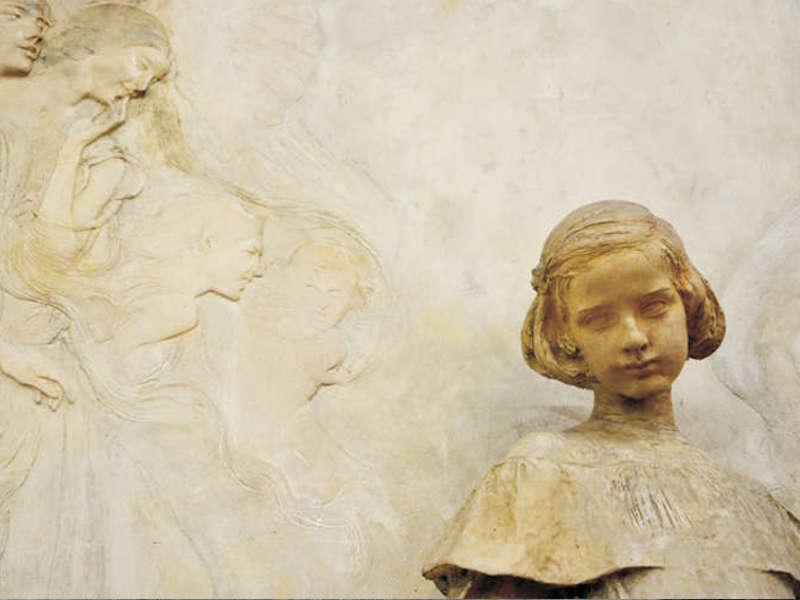 Monumento Pratis di Pietro Canonica 1908