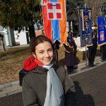 Nina Stanich nipote di nonno Roberto Esule di Pola