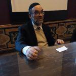 Rabbino Alberto Somekh