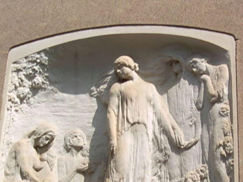 Tomba Remmert di Cesare Biscarra 1925