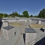 vista complessicva campo 20 cimitero parco