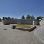 Panoramica campo 20 Cimitero Parco