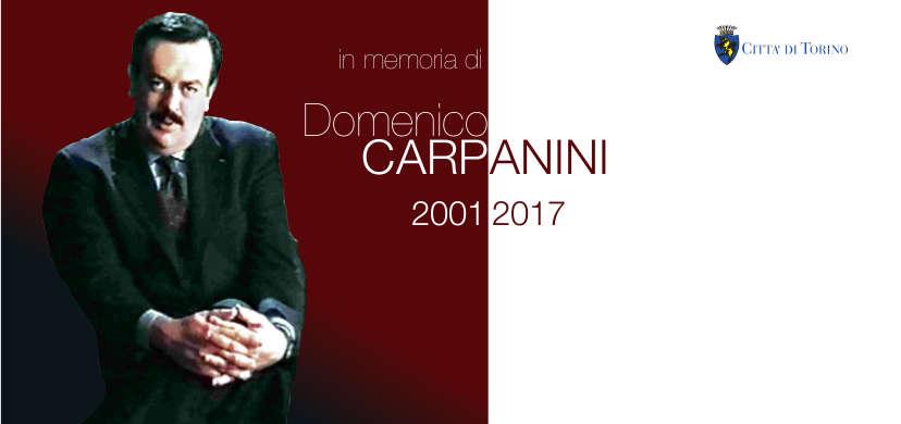 Particolare locandina commemorazione Carpanini