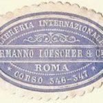 HERMANN LOESCHER - Marchio