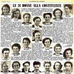 Festa della Repubblica: al cimitero Monumentale si sono ricordate le tre  partigiane di Torino  madri costituenti
