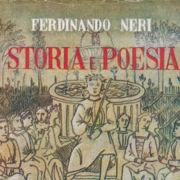 "neri - Copertina di ""Storia e Poesia"""