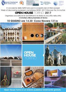 Locandina evento Open Hose Torino