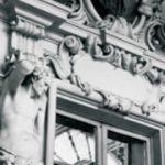LUIGI ROCCA - PARTICOLARE ARCHITETTONICO