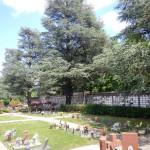 Cellette perimetrali al cimitero di Sassi