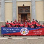 Foto di gruppo Volontari dell'Associazione Nazionale Carabinieri